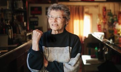 Meet Elsie Eiler, a Majority of One in a Ghost Town