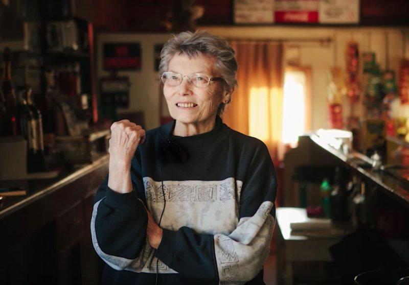 Meet Elsie Eiler, a Majority of One in a Ghost Town