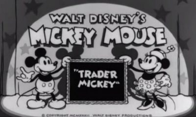 A Mickey Mouse Corporation – How Disney Bookended WW2 on British TV