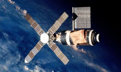 A Ghost in the Machine - The Curious Case of the Skylab Stowaway
