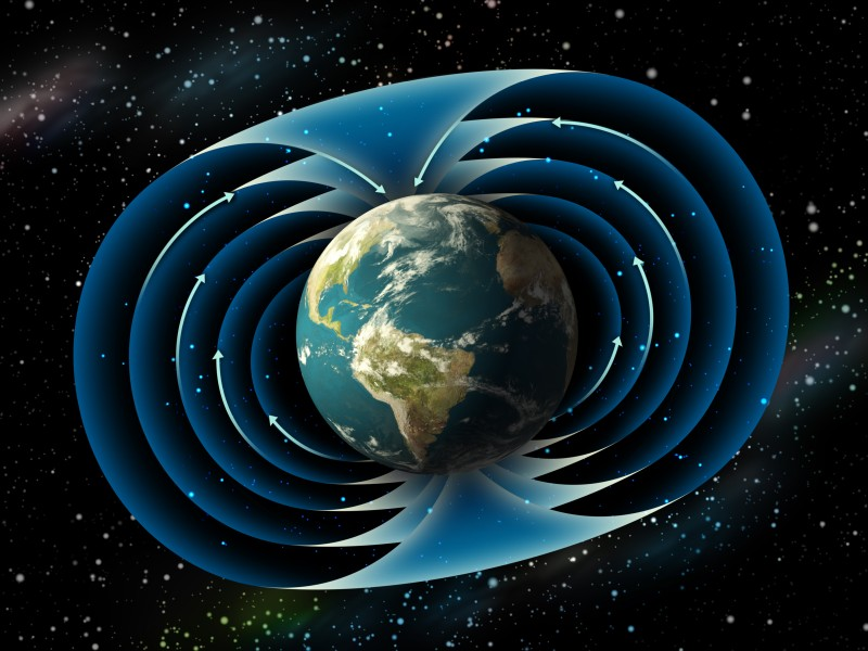 Earth's poles will swap places but much slower than expected