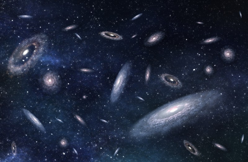 Scientists found new hidden galaxies and changed how we understand the Universe