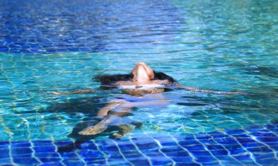 Chlorinated pools can turn sunscreen into a toxin that causes cancer