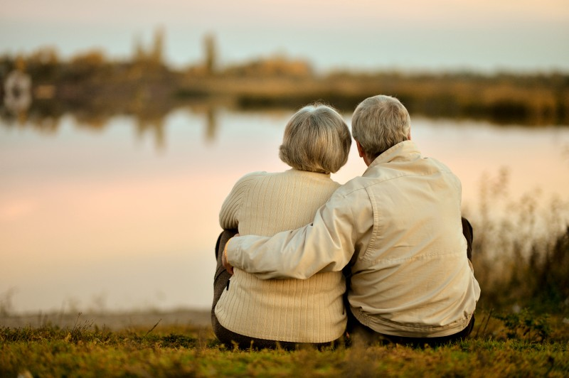 Choosing a conscientious partner is the key to a long and happy life