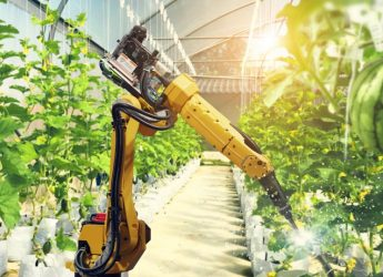 Robots are taking over the farming industry at a rate of knots