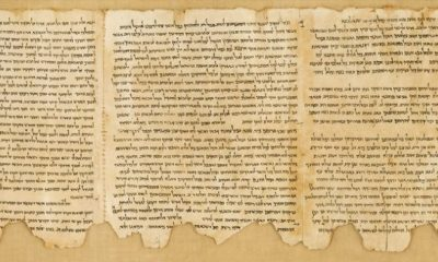 Scientists found traces of an ancient technology used to make the Dead Sea Scrolls