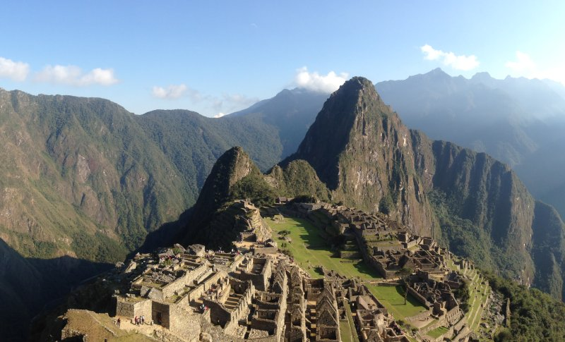 Machu Picchu's strange location may have finally been solved