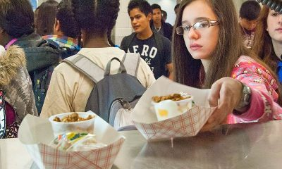 In the midst of a childhood obesity crisis, why are school lunches so unhealthy?
