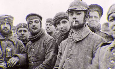 Soldiers fighting in WWI arranged a temporary ceasefire on Christmas