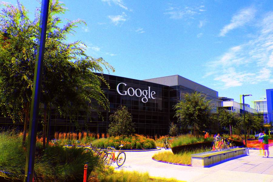 Google pays 50% of a deceased employee's salary to a spouse for ten years