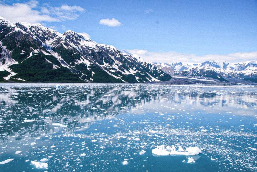 Melting glacier could unleash a tsunami in Alaska