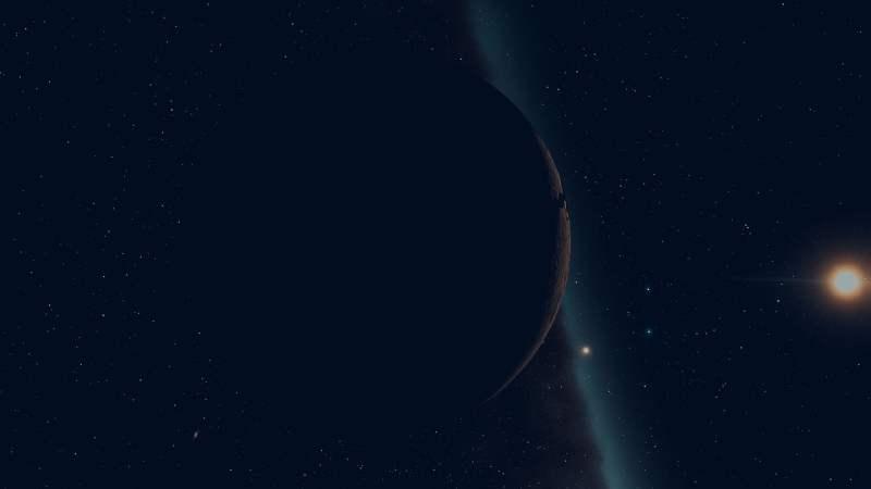 star unusual orbit